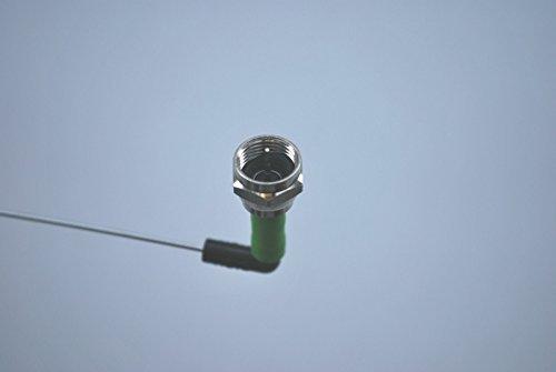 FYL Dish Network & DIRECTV RF/UHF Remote MINI Antenna Receiver H20,322,625,722,510