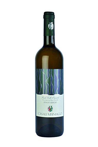 Pinot Grigio Italy Italian (2014 Casali Maniago Pinot Grigio DOC Colli Orientali del Friuli 750)