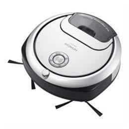 家電 生活家電 掃除機 日立 ロボットクリーナー「minimaru(ミニマル)」 パールホワイト RV-EX1-W -ak [簡易パッケージ品] B07H38NY57