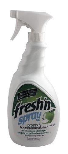 TekQuest Fresh n Spray FP524CR Pet Odor and