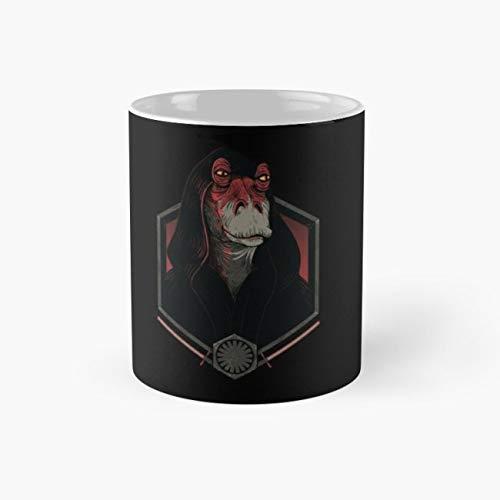 gocontigo - Darth Darth Binks Mug 11 Oz White Ceramic