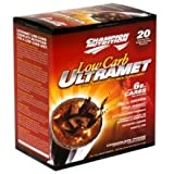 Champion Nutrition Low Carb Ultramet, 60pk, Vanilla