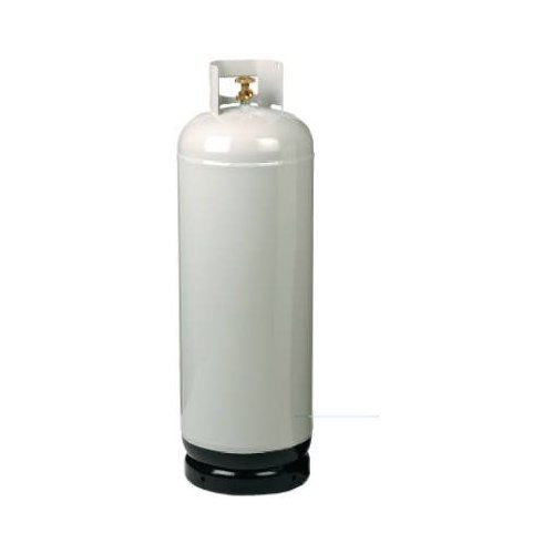 TM Manchester 1428.20 Propane Tank 100 lb Vertical Cylinder w// POL Valve WallEc