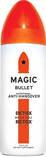 Magic Bullet Nutritional Hangover Prevention drink ()