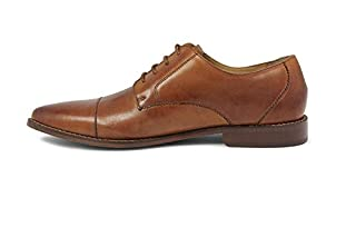 Florsheim Men's Montinaro Cap Toe Dress Shoe Lace Up Oxford, Saddle Tan, 10 3E US (B00TY5DQUS) | Amazon price tracker / tracking, Amazon price history charts, Amazon price watches, Amazon price drop alerts