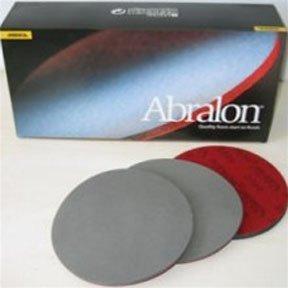 Mirka Abrasives 8A-241-1000 1000 Grit Abralon 6 in. Discs