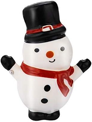 ギフト雪だるま子供のショートのおもちゃのための玩具リバウンド、スローリバウンド玩具用ビスケット人、クリーミーストレスリリーフのおもちゃ、 (Color : B)