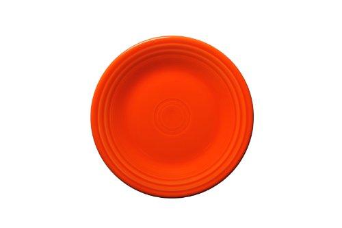 Fiesta Luncheon Plate, 9-Inch, Poppy