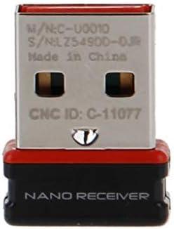 WINJEE, Adaptador USB de Dongle inalámbrico para Receptor USB para ...