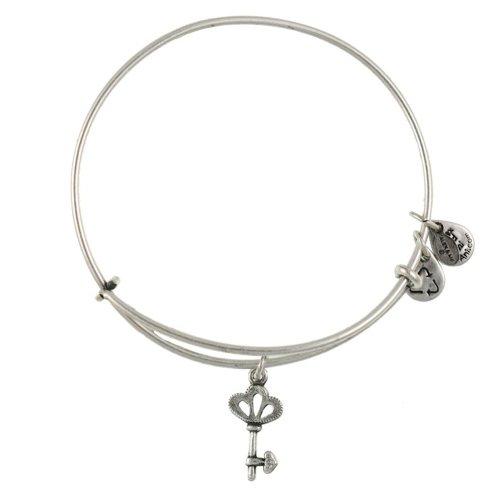 Alex and Ani Skelton Key Bangle Bracelet