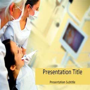 Dental Checkup Powerpoint Templates - Dental Checkup Background for Powerpoint