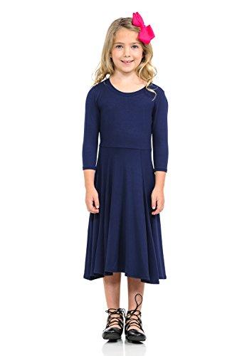 Modest Girls Dresses - 6