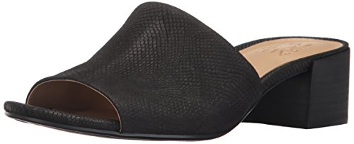 discount enjoy Naturalizer Women's Fairley Slide Sandal Black sale best store to get cheap sale Inexpensive cheap sale manchester great sale iM7tlm