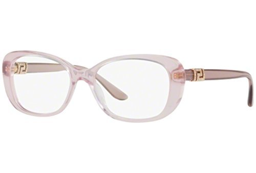 70550fe11068 Image Unavailable. Image not available for. Color: Versace Women's VE3234B  Eyeglasses ...
