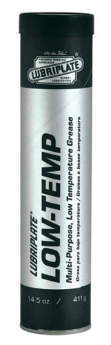 Lubriplate L0172-098 Off-White ISO-9001 Registered Quality System, ISO-21469 Compliant 16 cSt Multi-Purpose Grease (Pack of 10) by Lubriplate