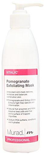 Murad Pomegranate Exfoliating Mask 8 Oz Pro Size