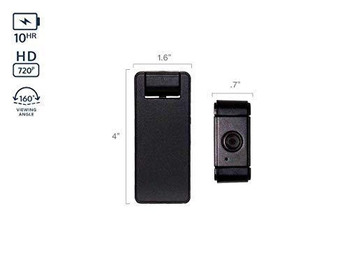 Camera Owners Manual - Brickhouse Security CAM-TILT Camscura Tilt 720p HD Hidden Camera, 160-Degree Adjustable Pivoting Wide Angle Lens