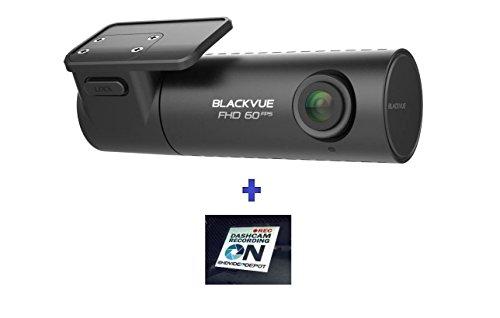 - HDVD BlackVue DR590-1CH 16GB, Car Black Box/Car DVR Recorder, Full HD 1080P, 60FPS, G Sensor, 16GB SD Card Warning Sign Included