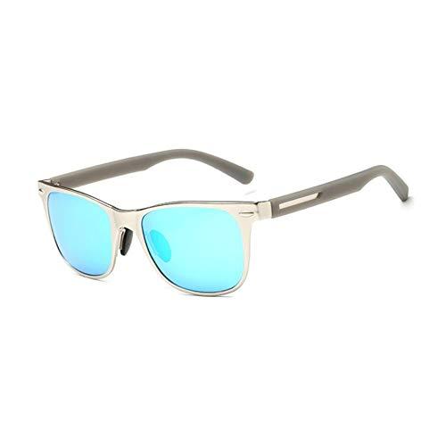 Haute Qualité Soleil Alliage Sports De 5 Loisirs A2 Protection Élégant UV ZHRUIY Homme Lunettes 100 Femme Cadre Goggle Couleurs xn8YSn04