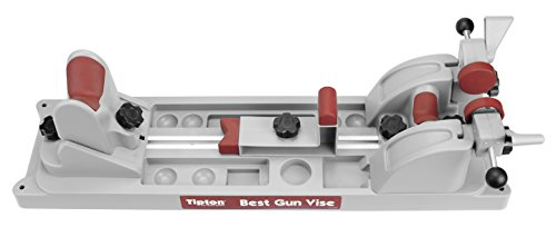 Shooters Tipton - Tipton Best Gun Vise for Cleaning, Gunsmithing and Gun Maintenance