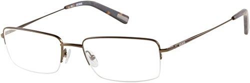 GUESS Monture lunettes de vue GU 7064 Translucent Brown 51MM