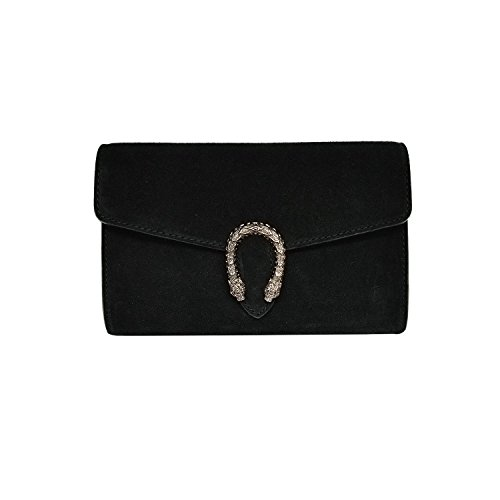 Black Gucci Handbag - 4