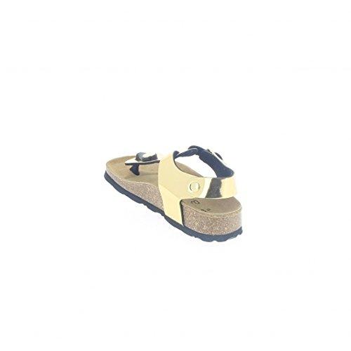 Backsun - Tongs / Sandales - Bs-15308 - Or