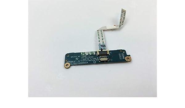 Genuine Dell Latitude E6420 Media Button Board /& Cable 04GHGP 4GHGP LS-6593P