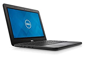 """Dell Chromebook 11-5190 2-in-1 Convertible Notebook, 11.6"""" Touchscreen, Intel Celeron N3350 Processor, 64GB eMMC, 4GB DDR4 , ChromeOS - Certified Refurbished"""