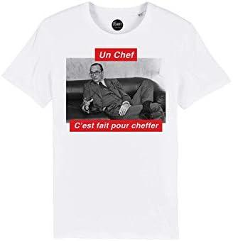 TSHIRT corner – Jacques Chirac…