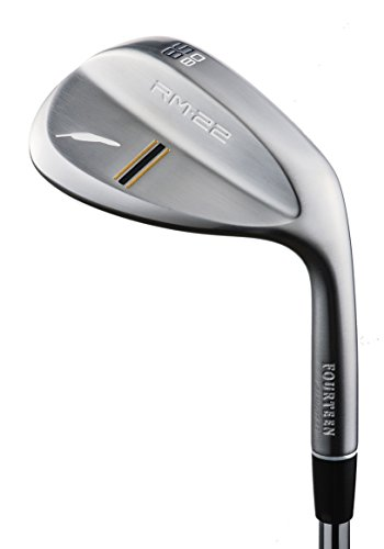 Fourteen RM-22 Forged Nickel Chrome Wedge 2016 Right 52 08 True Temper Dynamic Gold Steel Wedge