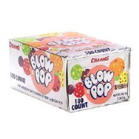 Blow Pops Assorted Popss (Pack of 100) Thank you for using our service GIP Super Market