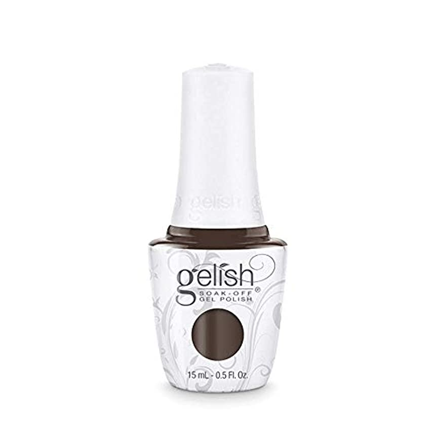 論理的に安全本物のHarmony Gelish - Want To Cuddle? - 0.5oz / 15ml