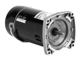 Emerson EB847 Square Flange Pool & Spa Motor 3/4 HP (Emerson 1081 Pool Motor)