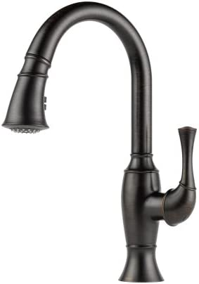 Brizo 63003LF-RB Talo Kitchen Faucet with Pullout Spray, Venetian Bronze