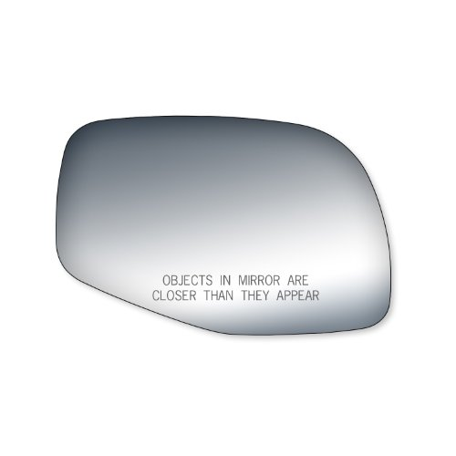 - Fit System 90035 Ford/Mazda/Mercury Passenger Side Replacement Mirror Glass