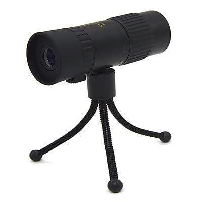 WYFC 15-80X25 mm Monoculaire BAK4 Générique Coffret de Transport Haute Définition Télescope Portable 9.8 Mise au point Centrale Multi-traitées