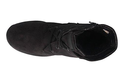 femme bottes noir ROMIKA nadja 126 matelas chaussures taille en grande RHq6tO