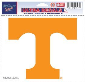 WinCraft Tennessee Volunteers Removable 5