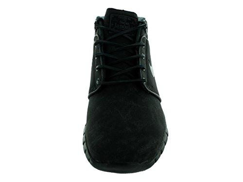 Stefan Hombre Max black De Negro Nike Zapatillas Gris anthracite Mid Skateboarding Janoski L Para Black d1nqa