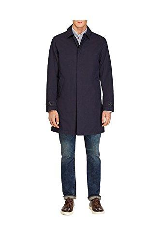 (Polo Ralph Lauren Mens Water Repellent Commuter Coat - (Large) (Navy))