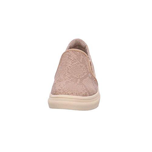 ESPRIT Women's 026EK1W009 Loafer Flats beige beige 4 Beige MEXzJ