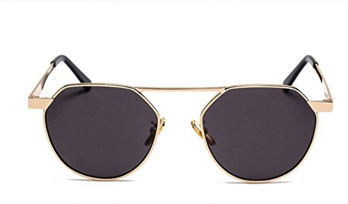 GAMT Vintage Fashion Metal Frame Aviator Style Mirror Sun Glasses - For Bans Ray Large Best Face