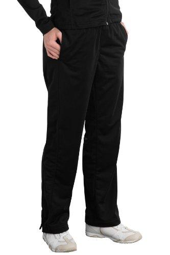 Sport-Tek Women's Tricot Track Pant XL Black