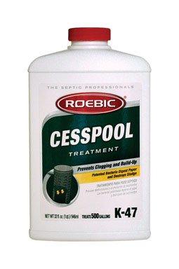 Roebic Cesspool Septic Tank Treatment