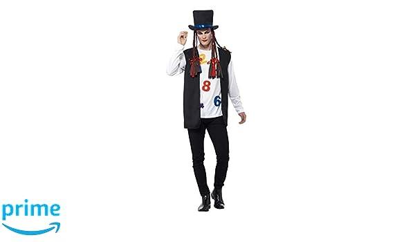 Smiffys Smiffys-44630L Disfraz de Estrella del Pop de los 80 ...