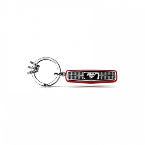 Ford New Genuine Mustang Grille Keyring 35021869
