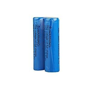 UltraFire xsl 18650 2400 mah batería recargable de 3,7 V (hb001)
