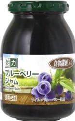 旭食品 モーニングパワー ジャム ブルーベリー 食物繊維入り 320g×6個入