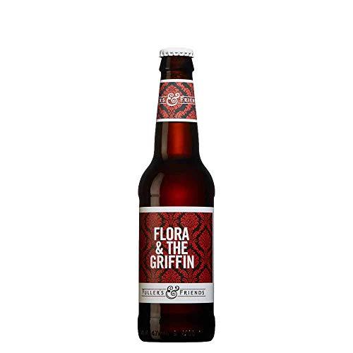 Cerveja Fullers Friends Griffin garrafa